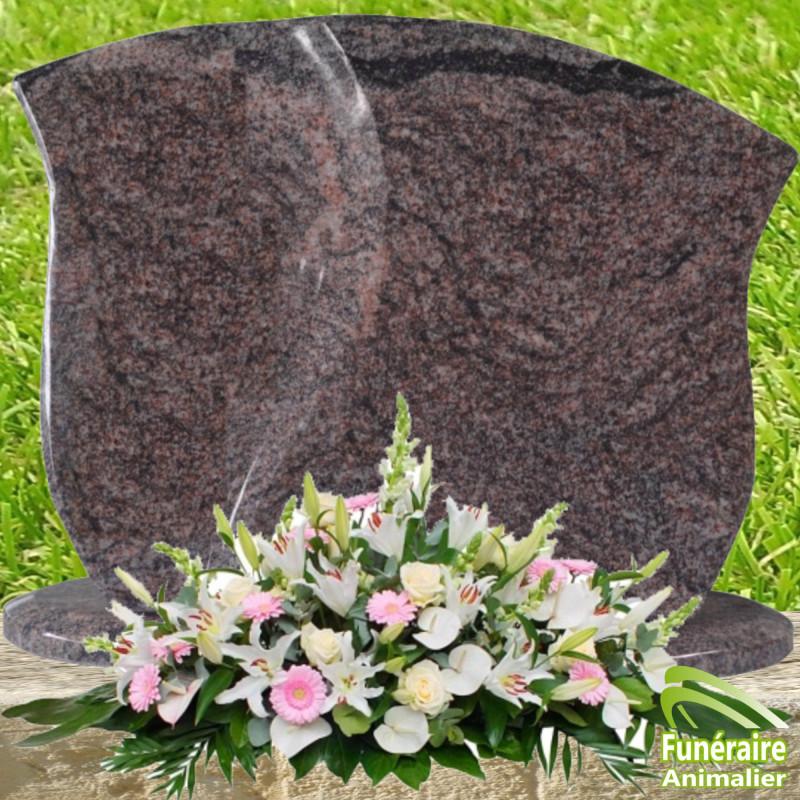 SEPULTURE VIRTUELLE POUR ANIMAUX PERSONNALISABLE. modèle de personnalisation cimetière virtuel pour animaux