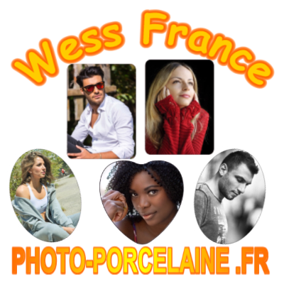 PHOTO PORCELAINE